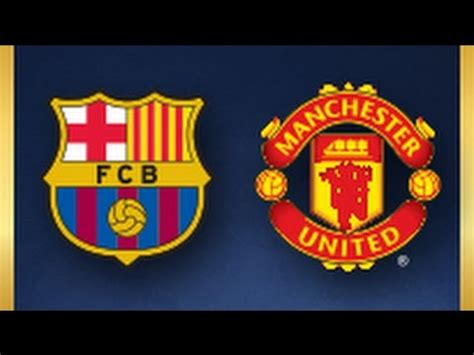 ICC CUp Fc Barcelona Vs Manchester United Prediction in ...