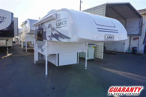2021 Lance Truck Camper Short Bed 650 – Guaranty RV Fifth ...