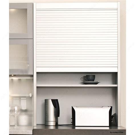 tambour door kitchen cabinet tambour door aluminum finish 25 mm slats richelieu