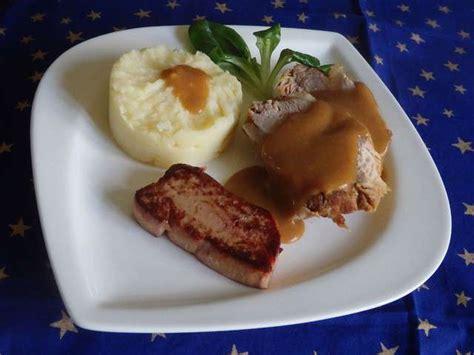 recettes de foie gras et veau