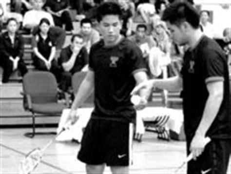 abdul mateen md brunei badminton news updates hrh and partner go down