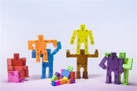 A Toy Robot For Design Snobs And Gundam Nerds