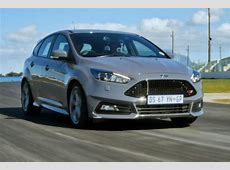 Track Test – Ford Focus ST [Video] Carscoza