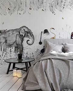 Au Fil Des Couleurs Papier Peint : votre papier peint design avec ~ Melissatoandfro.com Idées de Décoration