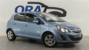 Opel Corsa Bleu : opel corsa 1 4 twinport 100ch graphite 5p occasion mont limar drome ard che ora7 ~ Gottalentnigeria.com Avis de Voitures