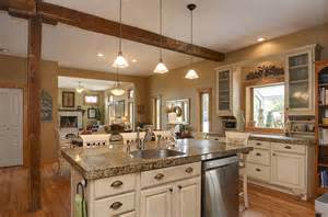 bar stools for kitchen island 47 beautiful country kitchen designs pictures
