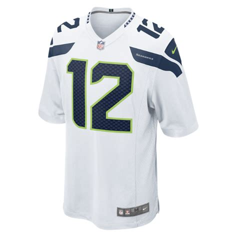 nfl seattle seahawks fan mens football  game jersey