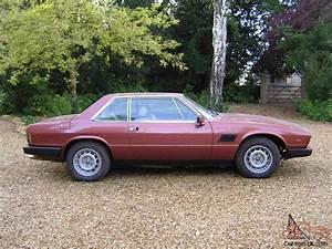 Maserati Kyalami 4 9 Manual 1982