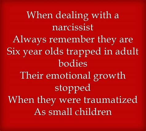 dealing with a narcissist quotes