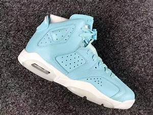 Air Jordan 6 Still Blue and White 2017 For Sale – New ...