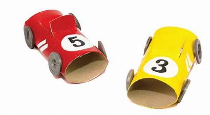 Toilet Roll Paper Crafts Empty Rolls Cars