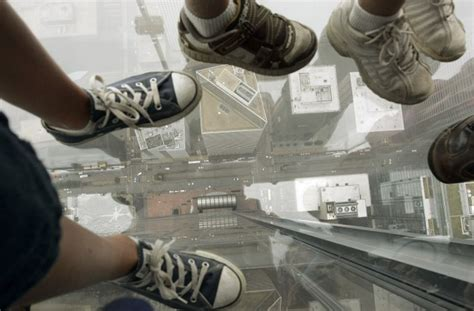 new observation deck for the sears tower chicago