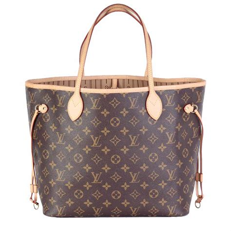 louis vuitton monogram neverfull mm luxity