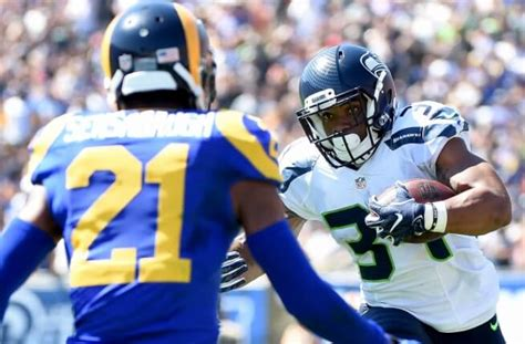 dfs fanduel nfl picks  week  seattle seahawks