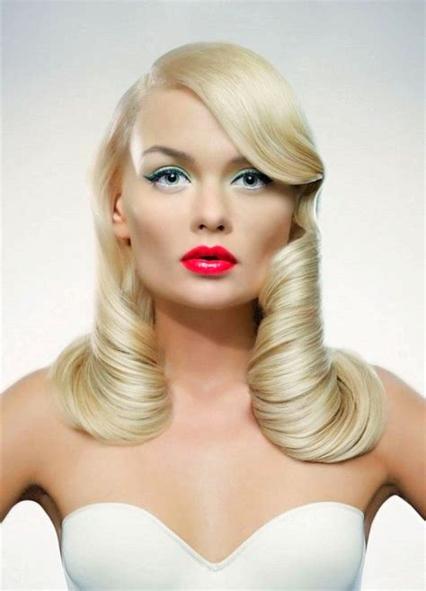 1950s Hairstyles For Medium Length Hair by 20 Vintage Hairstyles Ideas Of 1950s With Pictures Magment