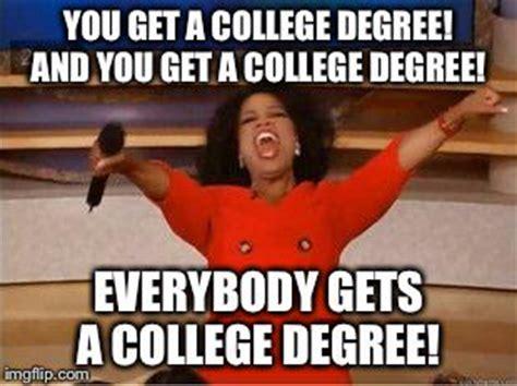 College Degree Meme - krissy krissykaz408 twitter