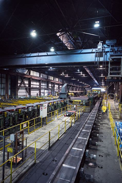 nucor steel ohio businesses good  life