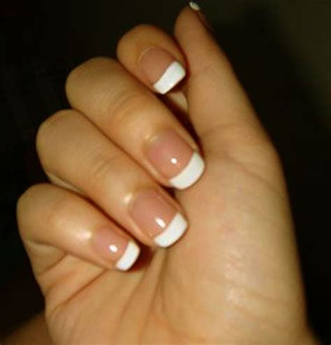 latest french nails designs pictures fashion world
