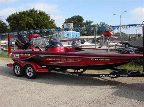Nitro Boats State Team by Used Bass Boats For Sale In Arkansas United States Boats