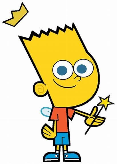 Bart Simpson Fairy Wiki Fandom Fairlyoddfanon Fairly