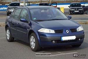 2003 Renault Megane 1 6 16v Sedan
