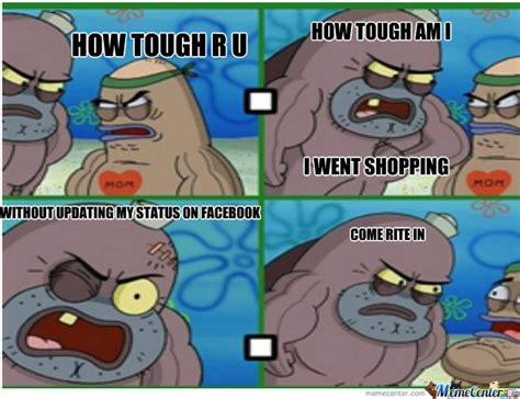 Tough Spongebob Meme - tough spongebob meme pokemon images pokemon images