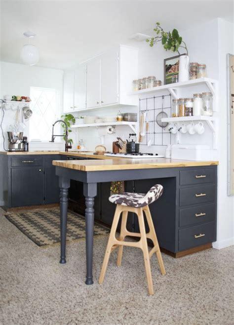 ideas ingeniosas  cocinas pequenas