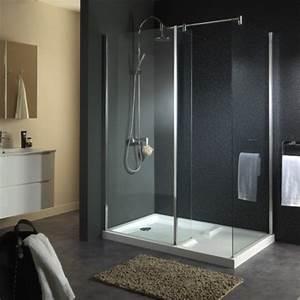 Ensemble De Douche : ensemble douche cabine douche reversible en verre ~ Premium-room.com Idées de Décoration