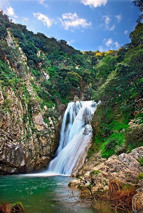 Are There In Greece by Waterfalls At Polylimnio Messinia Greece I Ve Been