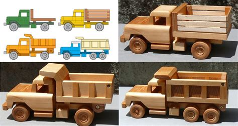 wooden toy truck plans   build  amazing diy woodworking projects wood work