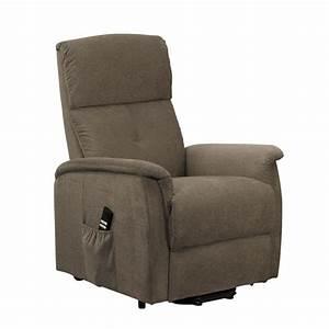 Fauteuil Gris Clair : fauteuil relax releveur 2 moteurs gris clair chinoy assises ~ Teatrodelosmanantiales.com Idées de Décoration
