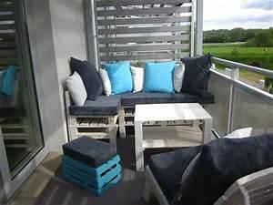 balkon eckbank ein tolles mobelstuck With markise balkon mit tapeten discount 24