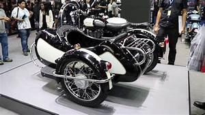 Sidecar Royal Enfield : royal enfield sidecar motor expo youtube ~ Medecine-chirurgie-esthetiques.com Avis de Voitures