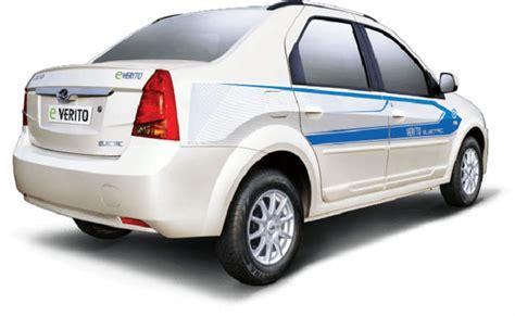 E Car Price by Mahindra E Verito Price In India Gst Rates Images