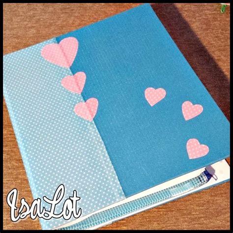 como hacer una carpeta de isalot scrapbooking tutorial diy c 243 mo hacer una agenda