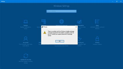 what is windows installer fix 39 39 there is a problem with this windows installer