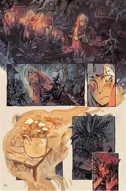 Kochab Comic Graphic Novel Few Cartoon