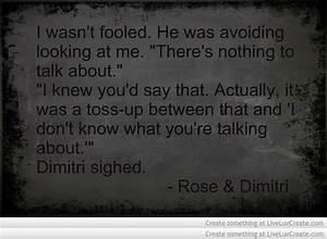 Vampire Academy Quotes Rose. QuotesGram