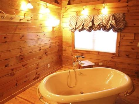 wooden bathroom design  western style  ideas