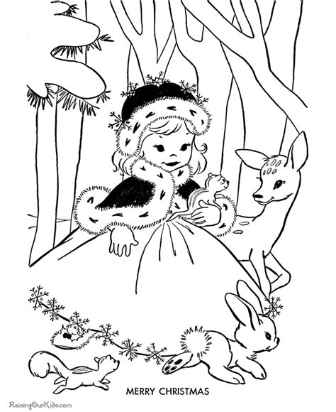fun christmas coloring pages to print festival collections