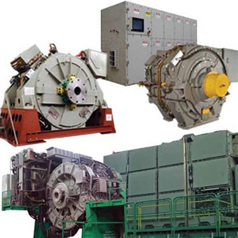 Electric Propulsion Motor by Leonardo S Second Generation Of Hybrid Electric Ship