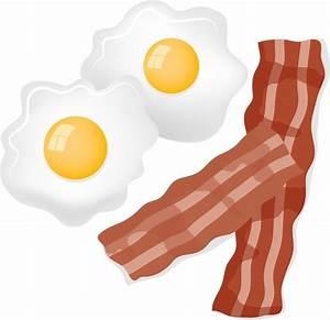 Bacon and Eggs Free vector in Adobe Illustrator ai ( .AI ...