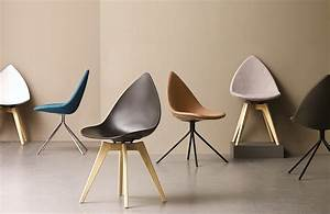 Ottawa chair by Karim Rashid for BoConcept