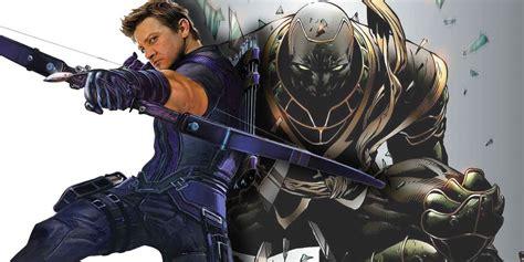 Hawkeye Avengers Identity Ronin Explained Cbr