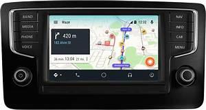 Android Auto Autoradio : waze s 39 invite sur le gps des ford peugeot toyota mwc 2017 frandroid ~ Farleysfitness.com Idées de Décoration