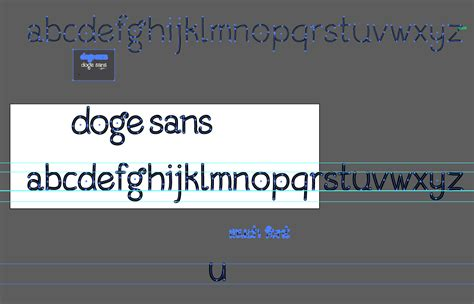 Doge Meme Font - someone gave the doge meme its own font the daily dot