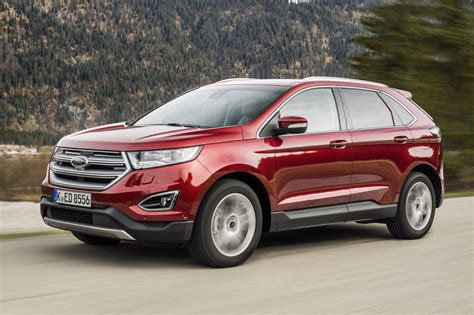 Ford Edge 2.0 Tdci Titanium Powershift (2016) Review By
