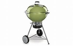 Weber Master Touch Gbs : weber master touch gbs 57cm spring green kettle ~ Dailycaller-alerts.com Idées de Décoration
