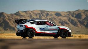Ford reveals an electric Mustang Mach-E SUV with 1,400 horsepower - Utica Phoenix