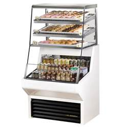 true thac 36dg ld wh 36 quot white refrigerated horizontal air